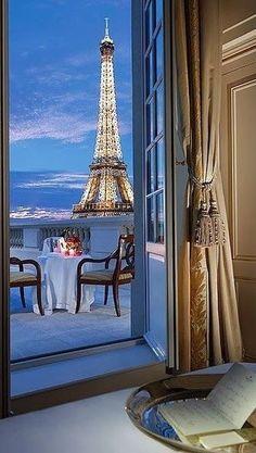 50 Best Places in Paris Everyone Needs to Visit eiffel tower + paris + hotel view Paris Hotels, Torre Eiffel Paris, Eiffel Tower At Night, Eiffel Towers, Shotting Photo, Paris Wallpaper, Shangri La Hotel, Tours, Beautiful Places To Travel