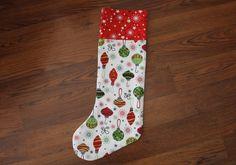 Christmas Stockings Tutorial Sew your own Christmas Stockings