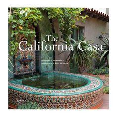 California Casa - This is my cup of tea. I love Spanish Colonial, Santa Barbara Style