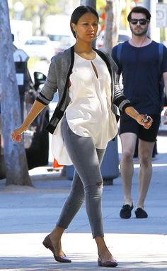 Zoe Saldana from The Big Picture: Today's Hot Pics | E! Online