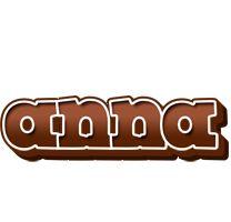 Anna brownie logo