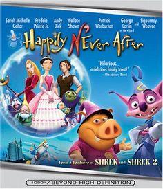 Sarah Michelle Gellar & Freddie Prinze Jr. & Paul J. Bolger & Yvette Kaplan -Happily N'Ever After