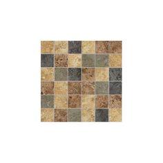 """Found it at Wayfair - Heathland 2"""" x 2"""" Ceramic Mosaic Tile in Sunset Blend"""