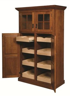 Wooden Pantry Storage Design The Classic Storage Design Ideas Withgood Wood  Quality Design Tips To Setup