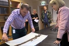 Tenth century Viking sword discovered in Iceland