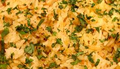 The classic fluffy rice side dish with a hint of citrus to balance its spicy goodness.