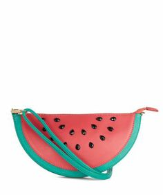 A watermelon bag? Oh yes!