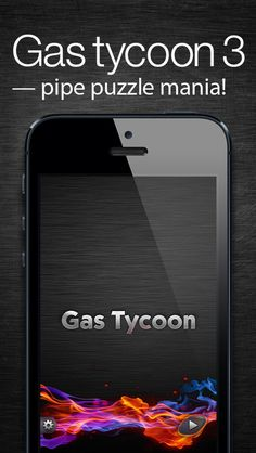 SAVE $4.99: Gas Tycoon 3 - pipe puzzle mania! gone Free in the Apple App Store. #iOS #iPhone #iPad  #Mac #Apple