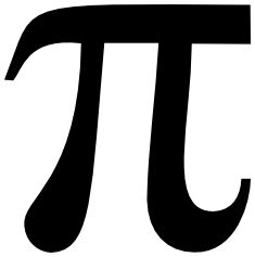 "Due to all the mispronunciations of the name ""Piscine"", Pi decided to start being called Pi, after the math symbol."