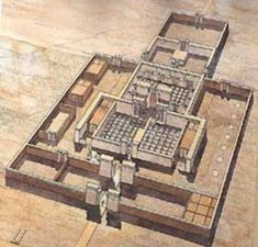 amarna egypt | Figure 7 : The Sanctuary of the Great Aten Temple