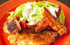 Chicken BLT Salad | Paleo Leap