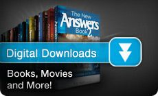 Answers in Genesis.org - books, movies, education.  Get Answers - Answers Magazine, Kids Answers, Answers Research Journal