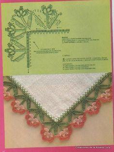 Embroidery Crochet Knitting Handicraft