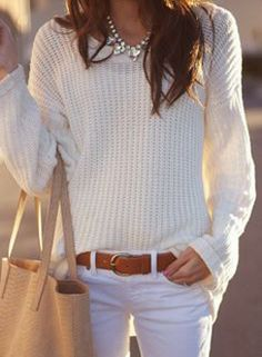 Oversized Sweaters For Fashionable Ladies