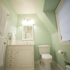 Mint Green Bathroom This Is The Kids Bathroom Color Home Stuff