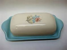 Vintage Covered Butter Dish - Bing Images