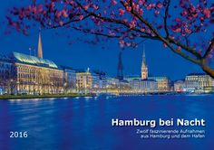 Hamburg bei Nacht - Kalender 2016