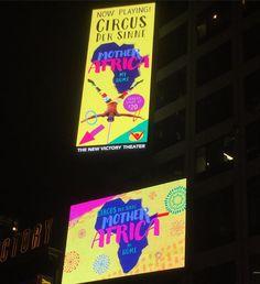 #motherafricamyhome #circusdersinne #newvictorytheater