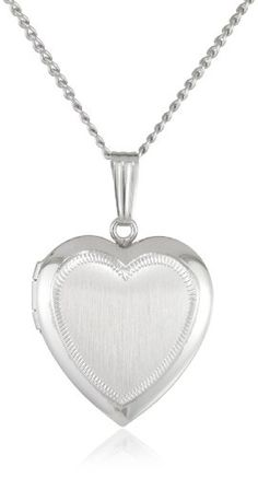 Heart Shaped Locket Necklaces - Gift Ideas For Everybody