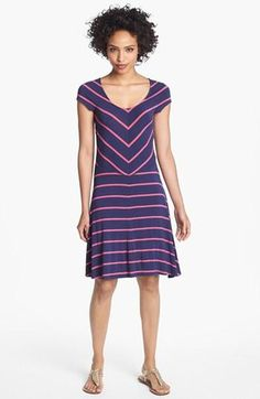 Comfy & cute striped dress (under 100 dollars)