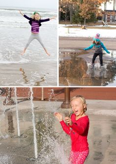 Mom Photography 101: How to Capture Awesome Water Action Photos *I never knew it was so simple. Tips for point-and-shoot, iPhone and DSRL users. I've got to try this with the kids.