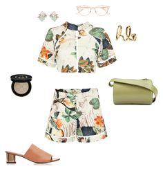 """""""Mall"""" by amariln on Polyvore featuring Chloé, Robert Clergerie, Gucci, Atelier Mon, Cutler and Gross and Building Block"""