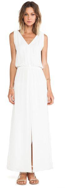 gettinfitt.com white-maxi-sundress-19 #sundresses