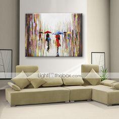Peinture à l huile Hang-peint Peint à la main - Personnage Classique  Inclure cadre intérieur   Toile tendue 296a35105b8