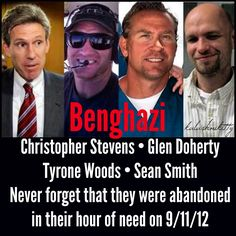 The government's failure to provide cover for Ambassador Stevens and those Americans serving in Benghazi is and always be a disgrace.