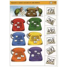 CONJUNTO LOGICO PRIMO - 1ª SÉRIE Brain Activities, Daily Activities, Kindergarten, File Folder Activities, Montessori Math, Busy Bags, Memory Games, Thinking Skills, Fun At Work