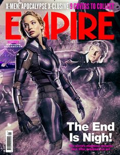 Heroes And Villains Assemble On Nine Epic Interlocking Empire Magazine Covers For X-MEN: APOCALYPSE