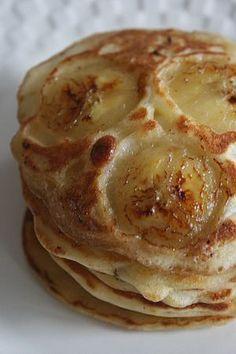 pancakes à la banane 1
