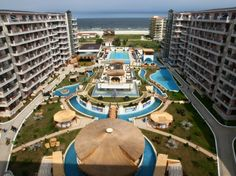 Hotels in Mamaia, Romania