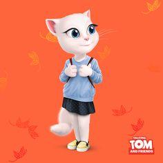 I'm in love with autumn!!! xo, Talking Angela #SweatherWeather  #TalkingAngela #MyTalkingAngela #LittleKitties #autumn #fall