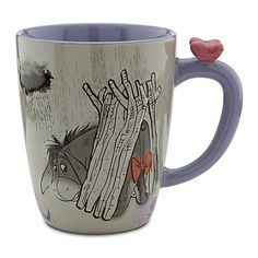 I found 'Eeyore Mug' on Wish, check it out!