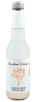 Posh Pop | Breckland Orchard ..Ginger beer with just a kick of chilli at the end – it won't blow your head off but it will give you a lovely tingle in your tastebuds