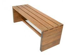 FLORIPA BENCH 1 | OUTDOOR SEATING | Madeira Furniture, Inc. | Sun Valley, CA Outdoor Seating, Outdoor Decor, Sun Valley, Dining Bench, Woodworking, Outdoor Furniture, Design, Home Decor, Wood