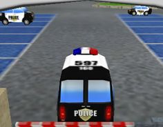 Park the police car at the marked parking place. Avoid hitting other police cars! Police Cars, Race Cars, Car Parking, Free Games, Arcade Games, Jeanne, Diet, 3d, Money