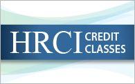 HRCI Credit Classes