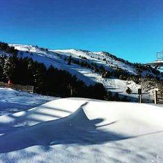 Premiers flocons à Camurac  #neige #ski #camurac #pyreneesaudoises #jaimelaude #jaimelespyrenees #magnifiquefrance
