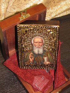 Икона, Преподобный Сергий Радонежский - Иконы, Категория «А-9» <- Иконы - Каталог | Универсальный интернет-магазин подарков и сувениров
