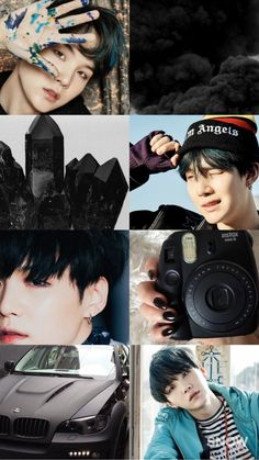 Wallpaper SUGA BTS