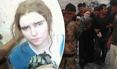 Schoolgirl 16 who ran away from Germany a year ago to join ISIS captured in Mosul