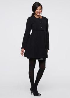 Płaszcz ciążowy Atrakcyjny płaszcz • 119.99 zł • bonprix