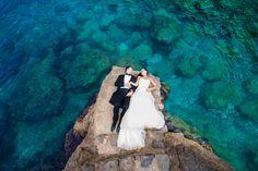 Hochzeitsbilder im U