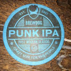 17.11.17 - Bierdeckel - Brewdog - Berlin Beer Coasters, Ipa, Craft Beer, Berlin, Classic, Crafts, Vases, Ale, Derby