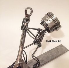 """Acquire wonderful recommendations on """"metal - art & how to's"""". They are actually offered for you on our internet site. Welding Art Projects, Welding Crafts, Metal Art Projects, Metal Crafts, Blacksmith Projects, Scrap Metal Art, Metal Tree Wall Art, Metal Artwork, Welded Art"""