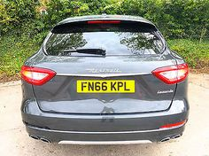 eBay: 2017 66 REG MASERATI LEVANTE 3.0TDi V6 AUTO NEWSHAPE DAMAGED REPAIRABLE SALVAGE #carparts #carrepair