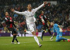 La Liga BBVA Real Madrid-Rayo Vallecano