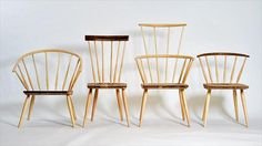 Windsor Chairs by Matthew Hilton for Ercol